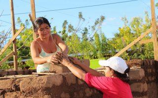 A la rencontre des femmes maçons de Pantanal