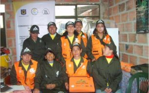 Appui à l'association de recycleuses Loma Verde