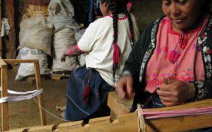«Le fil Maya» : accompagnement de 4 collectifs de femmes artisanes du Chiapas