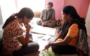 Appui à l'insertion économique et sociale des femmes défavorisées des bidonvilles de Pune en Inde