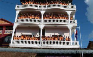 L'école hôtelière Sala-Baï