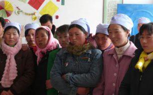 Formation des brodeuses de Ningxia pour la gestion autonome de leur coopérative