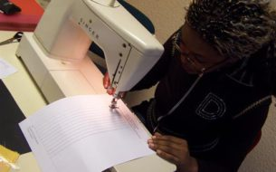 Rompre l'isolement des femmes d'Argenteuil grâce à une formation aux métiers de la mode