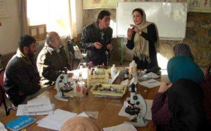Soutien à l'éducation des filles en Afghanistan