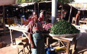 Micro-crédit pour 200 femmes du bidonville de Cotonou