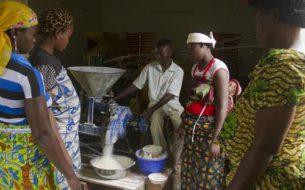 Femmes et Lutte contre la pauvreté au Bénin