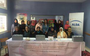 Autonomisation socio-économique des femmes rurales par leur insertion dans le circuit de l'économie sociale, solidaire et environnementale