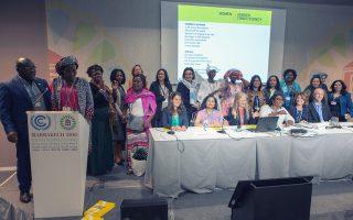 La Fondation présente à la COP22