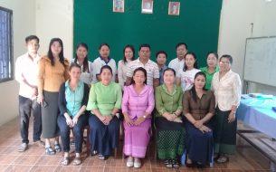 Mobilisation des acteurs et accès à la justice pour les cambodgiennes