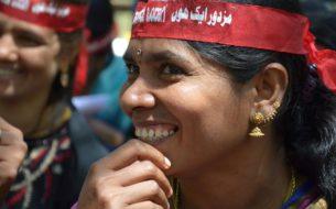 Promotion des droits des femmes dans le secteur informel en Inde du Sud