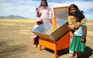 Favoriser l'autonomie énergétique et le développement économique des femmes défavorisées de La Paz, par la cuisson et le séchage solaire