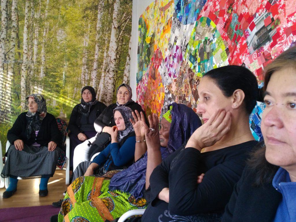Femmes en migration: isolement et violences