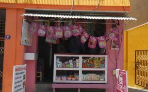 Akshaya Store : première boutique sociale soutenant des Self Help Groups à Pondichéry