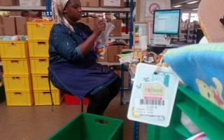 Noël solidaire : 116 kilos de jouets collectés par les collaboratrices et collaborateurs RAJA