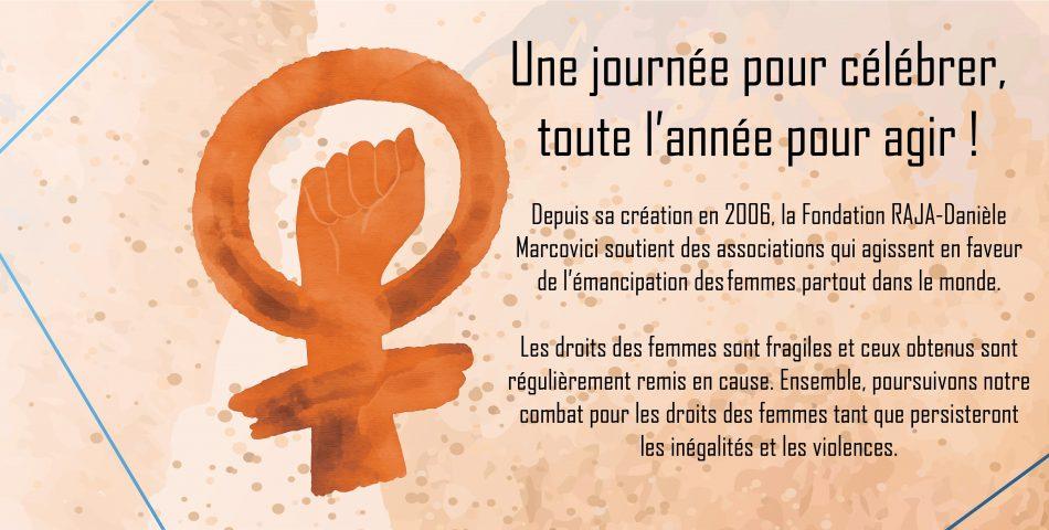 [8 Mars] Journée Internationale des Droits des Femmes