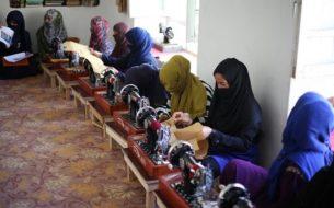 Soutien à l'insertion socio-économique des femmes