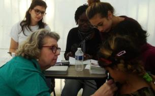 Médiation en santé et soutien psychosocial sur la santé sexuelle et reproductive des femmes roumanophones vivant en bidonville