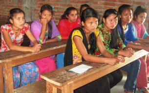 Les femmes au coeur d'un dispositif social dans la Vallée de Katmandou