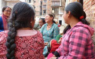 Réduire la violence contre les femmes et les jeunes filles issues de la communauté Chepang