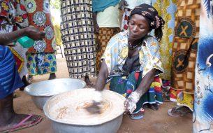 Appui aux activités rémunératrices des groupements féminins du Cagef