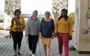 Soutenir l'entrepreneuriat social féminin via la création d'un magasin d'alimentation biologique et locale au sein d'un quartier prioritaire