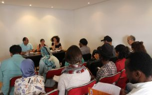 Renforcer la défense et l'accès au droit des femmes étrangères maintenues en zone d'attente