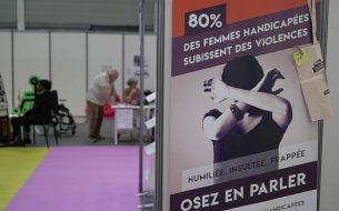 Combating violence against women with disabilities