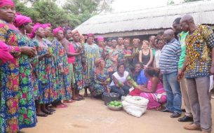Enabling women to have economic empowerment by teaching sustainable skills in avocado production