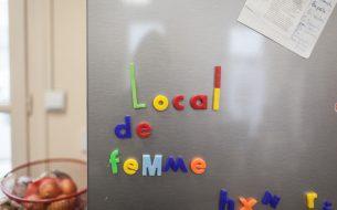 Le Local des femmes, acceuil de jour pour les femmes en errance