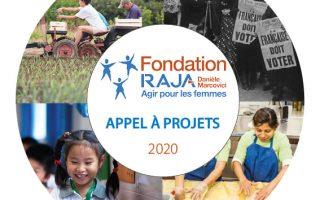 18 nouveaux projets en faveur de l'émancipation des femmes, soutenus par la Fondation