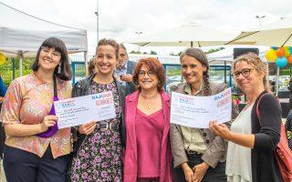 Les associations En Avant Toute(s) et EMANIK lauréates des Prix RAJAPeople 2021