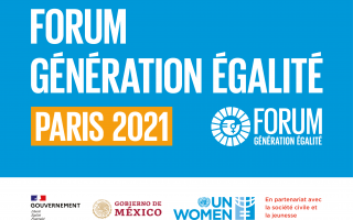 THE FOUNDATION SUPPORTS THE GENERATION EQUALITY FORUM