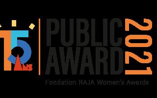 Les 15 ans de la Fondation RAJA-Danièle Marcovici : votez pour le Prix du Public !